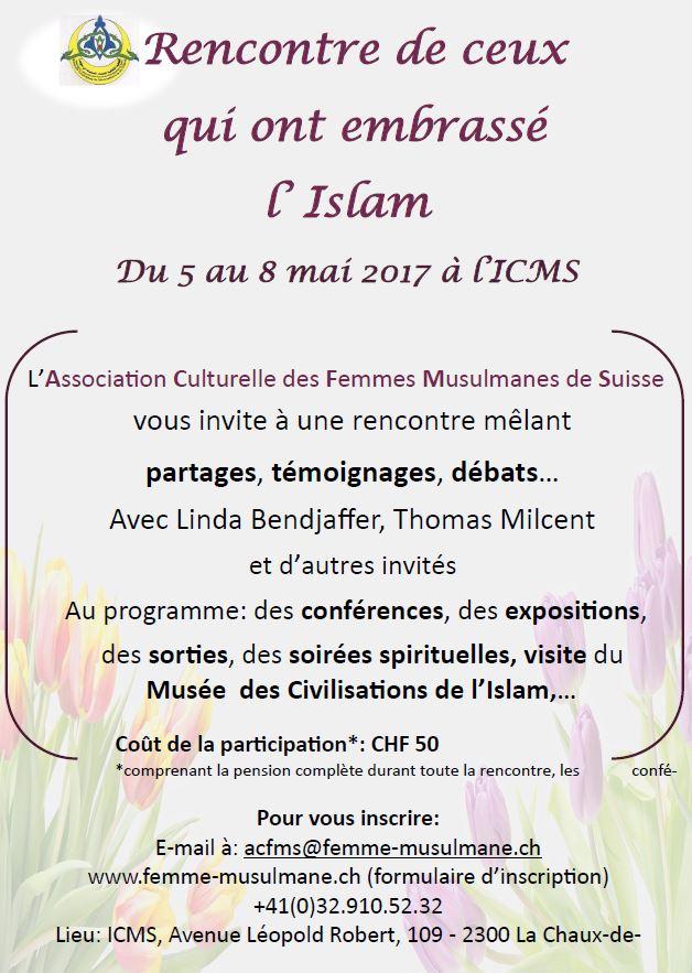 rencontre avec converti islam